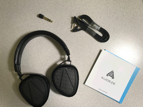Best Planar Magnetic Headphones Audeze Sine DX Open-Back On-Ear Headphones