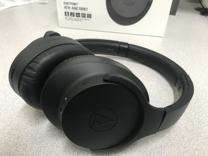 Buy Audio Technica ATH-ANC700BT Wireless Noise Cancelling Headphones