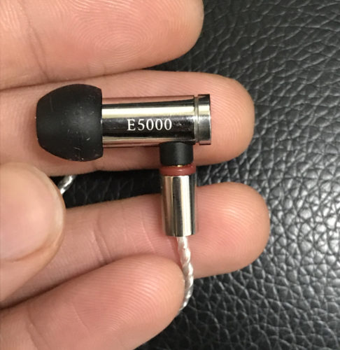 Buy Final Audio E5000 best audiophile earphones driver housing
