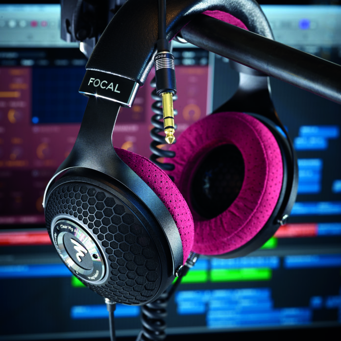 Focal Clear MG Pro in Studio