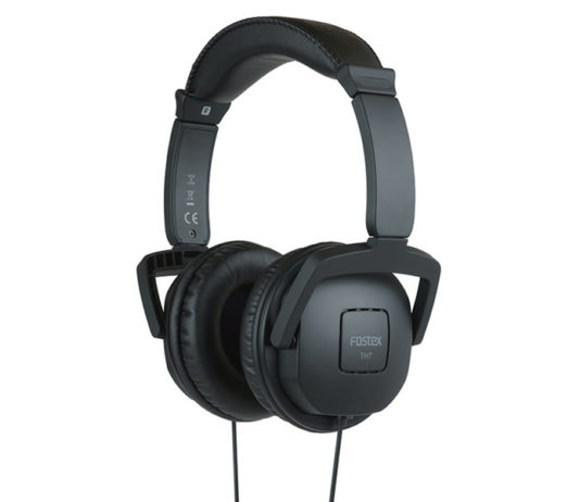 Fostex TH7BK Review